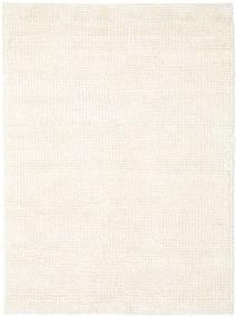 Manhattan - Valkoinen Matto 170X240 Moderni Beige/Valkoinen/Creme ( Intia)
