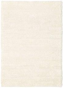 Manhattan - Valkoinen Matto 140X200 Moderni Beige ( Intia)