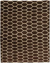 Loribaft Persia Matto 228X281 Moderni Käsinsolmittu Tummanruskea/Beige (Villa, Persia/Iran)
