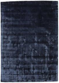 Brooklyn - Keskiyön Sininen Matto 140X200 Moderni Tummansininen/Sininen ( Intia)