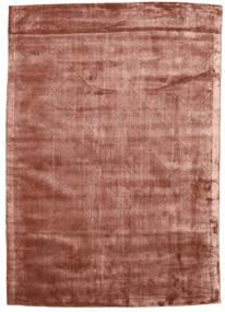 Brooklyn - Pale Copper Matto 140X200 Moderni Tummanpunainen/Vaaleanruskea ( Intia)