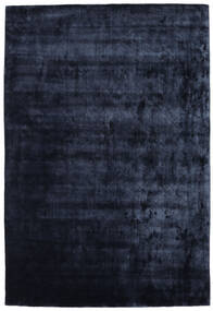 Brooklyn - Keskiyön Sininen Matto 250X350 Moderni Tummansininen Isot ( Intia)