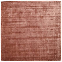 Brooklyn - Pale Copper Matto 250X250 Moderni Neliö Tummanpunainen/Vaaleanruskea Isot ( Intia)