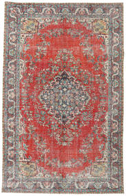 Colored Vintage Matto 184X290 Moderni Käsinsolmittu Vaaleanharmaa/Vaaleanruskea (Villa, Turkki)
