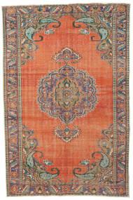 Colored Vintage Matto 179X269 Moderni Käsinsolmittu (Villa, Turkki)