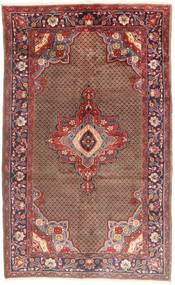 Koliai Matto 165X280 Itämainen Käsinsolmittu Tummanpunainen/Vaaleanruskea (Villa, Persia/Iran)
