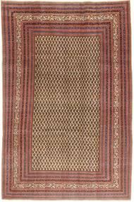 Arak Patina Matto 212X320 Itämainen Käsinsolmittu Tummanpunainen/Vaaleanruskea (Villa, Persia/Iran)