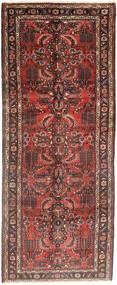 Mehraban Matto 120X315 Itämainen Käsinsolmittu Käytävämatto Tummanpunainen/Ruskea (Villa, Persia/Iran)