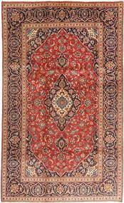 Keshan Matto 193X320 Itämainen Käsinsolmittu Tummanpunainen/Ruoste (Villa, Persia/Iran)