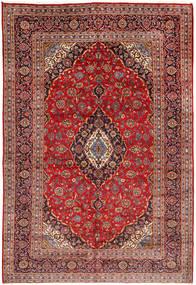 Keshan Matto 203X300 Itämainen Käsinsolmittu Tummanpunainen/Ruoste (Villa, Persia/Iran)