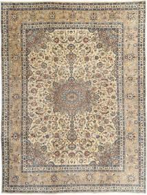 Kashmar Patina Matto 250X330 Itämainen Käsinsolmittu Vaaleanharmaa/Vaaleanruskea/Beige Isot (Villa, Persia/Iran)