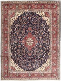 Hamadan Patina Matto 268X355 Itämainen Käsinsolmittu Tummanharmaa/Vaaleanharmaa Isot (Villa, Persia/Iran)