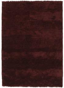 New York - Wine Matto 170X240 Moderni Tummanpunainen (Villa, Intia)