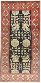 Tabriz Matto 100X207 Itämainen Käsinsolmittu (Villa, Persia/Iran)