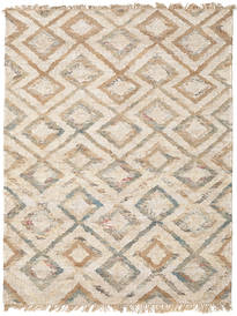 Ulkomatto Patagonia Jute Matto 170X240 Moderni Käsinkudottu Vaaleanharmaa/Beige (Juuttimatto Intia)