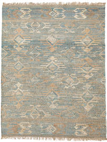 Ulkomatto Kalahari Jute Matto 170X240 Moderni Käsinkudottu Vaaleanharmaa (Juuttimatto Intia)