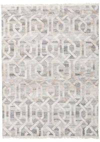 Ulkomatto Trinny - Ruskea/Nature Matto 170X240 Moderni Käsinkudottu Vaaleanharmaa ( Intia)