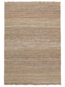 Sahara Jute Matto 170X240 Moderni Käsinkudottu Vaaleanharmaa/Beige ( Intia)