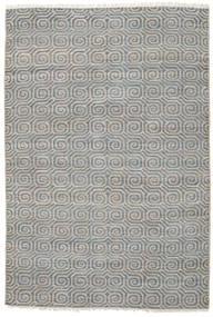 Ulkomatto Thar Jute Matto 200X300 Moderni Käsinkudottu Vaaleanharmaa (Juuttimatto Intia)