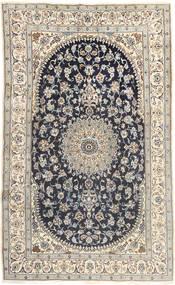 Nain Matto 185X310 Itämainen Käsinsolmittu Vaaleanharmaa/Tummanharmaa (Villa, Persia/Iran)