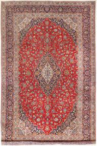 Keshan Matto 340X535 Itämainen Käsinsolmittu Tummanpunainen/Ruoste Isot (Villa, Persia/Iran)
