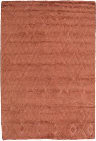 Soho Soft - Terracotta Matto 140X200 Moderni Punainen/Tummanpunainen (Villa, Intia)