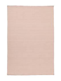 Kelim Loom - Misty Pink Matto 160X230 Moderni Käsinkudottu Vaaleanpunainen (Villa, Intia)