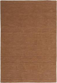 Kelim Loom - Ruskea Matto 250X350 Moderni Käsinkudottu Ruskea Isot (Villa, Intia)