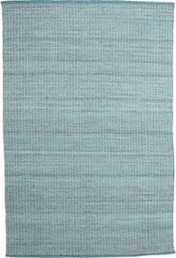 Alva - Turquoise/Valkoinen Matto 200X300 Moderni Käsinkudottu Vaaleansininen/Tumma Turkoosi (Villa, Intia)