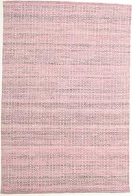 Alva - Roosa/Valkoinen Matto 160X230 Moderni Käsinkudottu Vaaleanpunainen/Vaaleanvioletti (Villa, Intia)