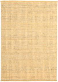 Alva - Tumma _Gold/Valkoinen Matto 160X230 Moderni Käsinkudottu Tummanbeige/Vaaleanruskea (Villa, Intia)