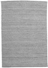 Alva - Tummanharmaa/Valkoinen Matto 160X230 Moderni Käsinkudottu Tummanharmaa/Vaaleanharmaa/Vaaleanvihreä (Villa, Intia)