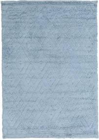Soho Soft - Sky Sininen Matto 170X240 Moderni Sininen/Tummansininen (Villa, Intia)