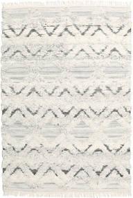 Lydia Matto 160X230 Moderni Käsinkudottu Tummanbeige/Beige (Villa, Intia)
