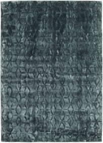 Diamond - Dark_Teal Matto 140X200 Moderni Sininen/Tummansininen ( Intia)