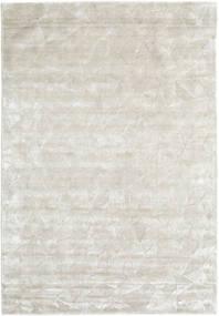 Crystal - Hopeavalkoinen Matto 160X230 Moderni Tummanbeige/Vaaleanharmaa ( Intia)
