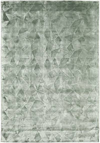 Crystal - Frosty Green Matto 160X230 Moderni Vaaleanvihreä/Siniturkoosi ( Intia)