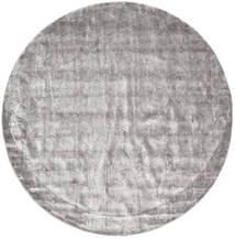 Crystal - Soft Grey Matto Ø 250 Moderni Pyöreä Vaaleanharmaa/Beige Isot ( Intia)