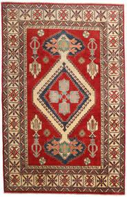 Kazak Matto 183X285 Itämainen Käsinsolmittu Ruoste/Tummanpunainen (Villa, Pakistan)