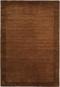 Handloom Frame - Ruskea Matto 200X300 Moderni Ruskea (Villa, Intia)