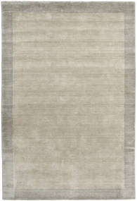 Handloom Frame - Greige Matto 160X230 Moderni Vaaleanharmaa (Villa, Intia)