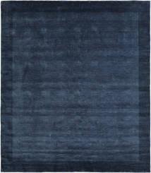 Handloom Frame - Tummansininen Matto 250X300 Moderni Tummansininen/Sininen Isot (Villa, Intia)