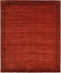 Handloom Frame - Ruoste Matto 250X300 Moderni Ruoste/Punainen Isot (Villa, Intia)