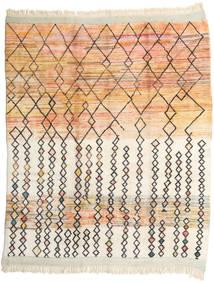 Berber Moroccan - Mid Atlas Matto 281X341 Moderni Käsinsolmittu Beige/Vaaleanruskea Isot (Villa, Marokko)