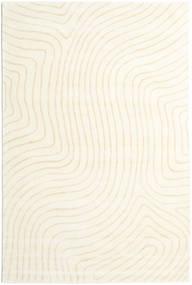 Woodyland - Beige Matto 200X300 Moderni Beige/Valkoinen/Creme (Villa, Intia)