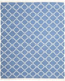 London - Sininen/Valkea Matto 250X300 Moderni Käsinkudottu Sininen/Vaaleansininen Isot (Villa, Intia)