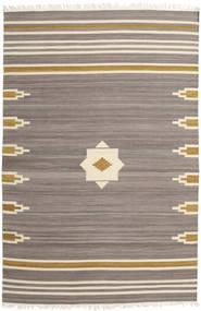 Tribal - Harmaa Matto 200X300 Moderni Käsinkudottu Vaaleanharmaa/Beige (Villa, Intia)