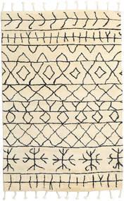 Moss Berber - Natural Matto 180X275 Moderni Käsinsolmittu Beige (Villa, Intia)