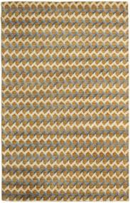 Sandnes Matto 150X240 Moderni Käsinsolmittu Vaaleanruskea/Beige (Villa, Intia)
