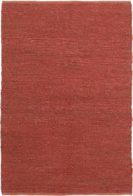 Ulkomatto Soxbo - Ruoste Matto 120X180 Moderni Käsinkudottu Tummanpunainen/Ruoste (Juuttimatto Intia)